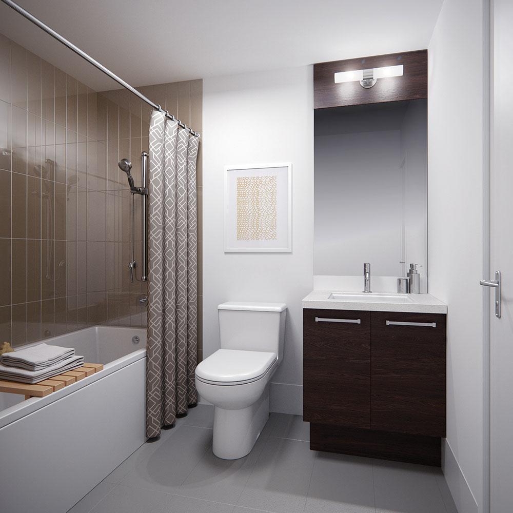 Bathroom at Canary Park